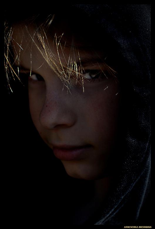 portret van Rens