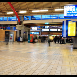 Utrecht Centraal...