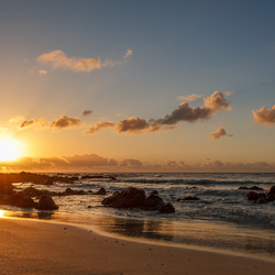 Zonsopkomst Fuerteventura