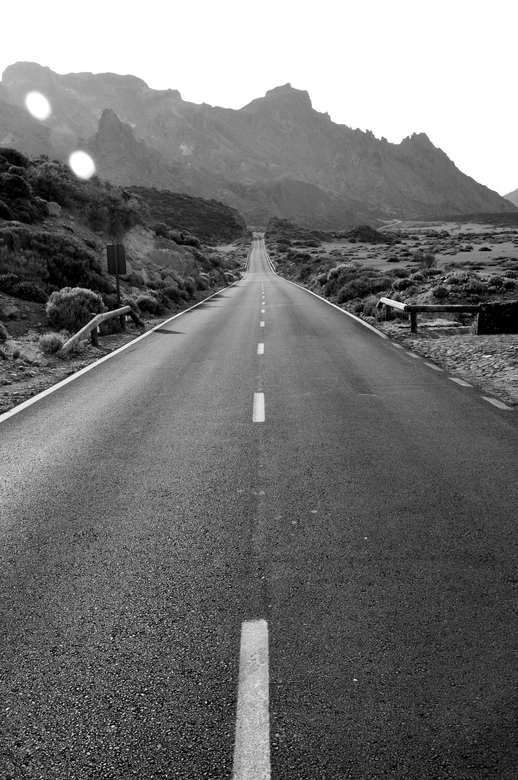 Road to nowhere -
