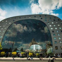 Markthal Rotterdam 23-07-2018