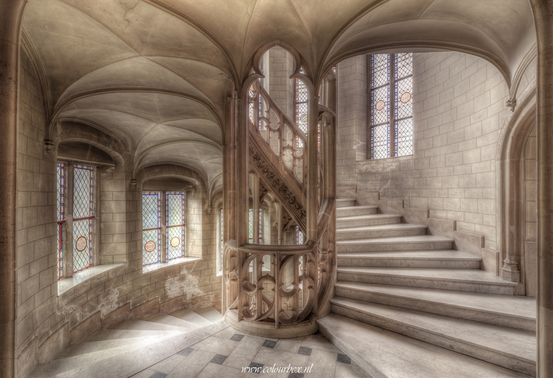 De trap van mijn dromen