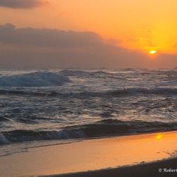 zonsopkomst op Kreta