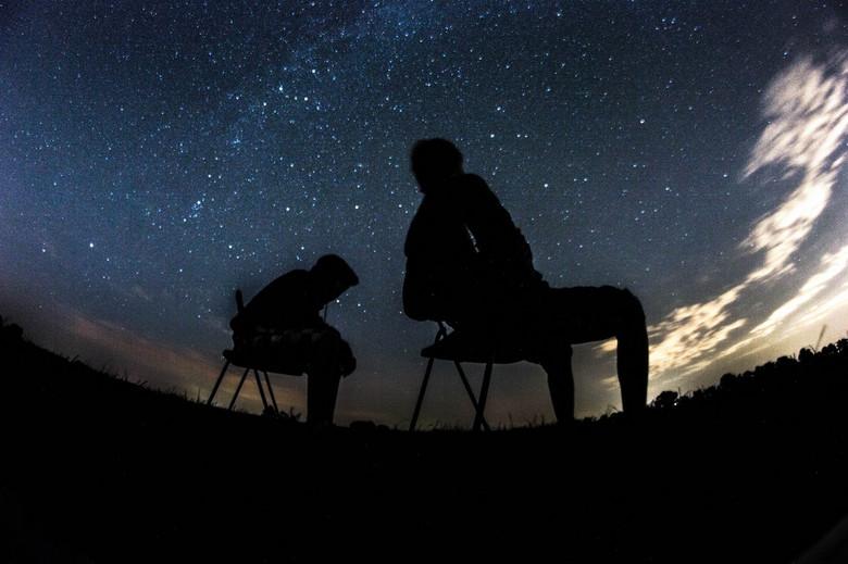 Waiting - Eentje van de opnames van mijn komende film &quot;nightsky&quot; Ik verwacht vannacht de laatste opnames te maken en het af te ronden!<br />