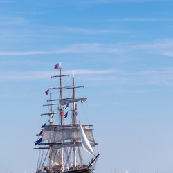 Tall Ships Races 2018, sail out