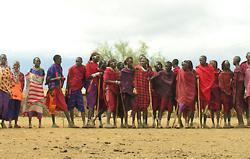 Masai-stam, Kenia