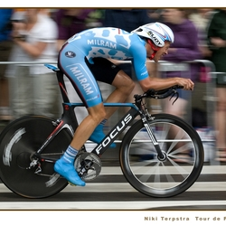 Tour de France 2010 Niki Terpstra