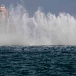 F1 Powerboat race Doha