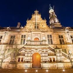 Leiden cityhall