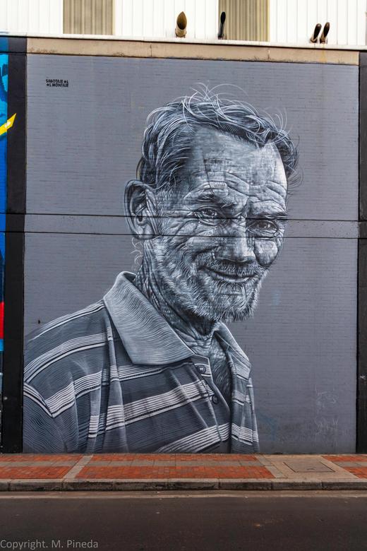 Graffiti-Bogotá,Colombia -