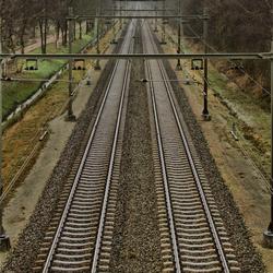 Frozen Tracks...
