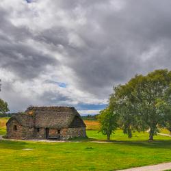 Culloden Battlefield, Schotland