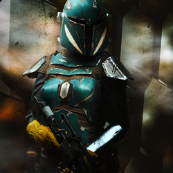 Star Wars Bountyhunter Elfia Arcen