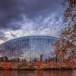Straatsburg -  Europees Parlement. 1.