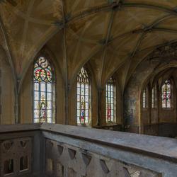 Urbex kerk