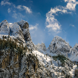 Schneiderspitze Austria