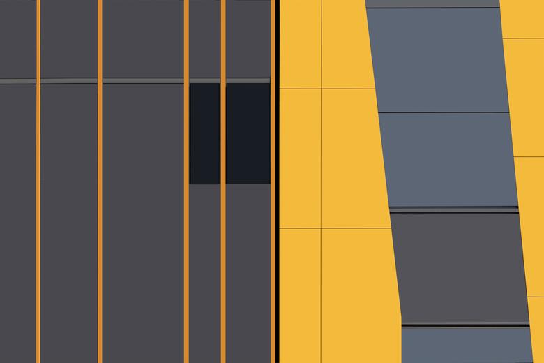 Yellow in Black