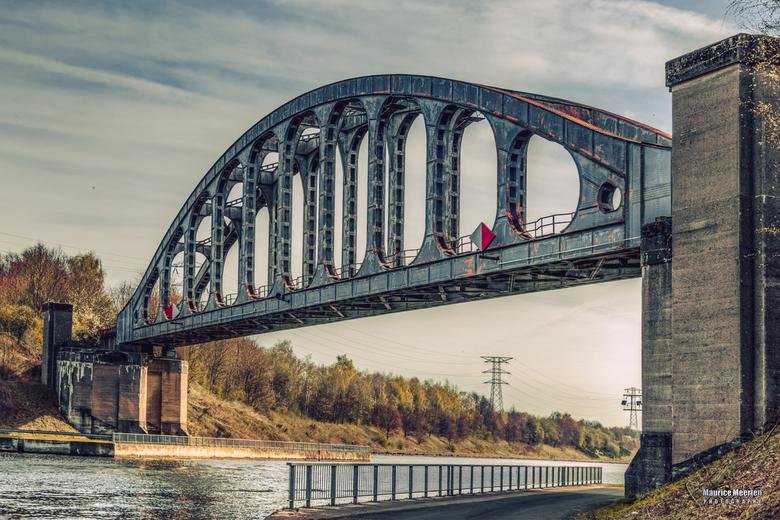 Oude spoorbrug - Oude spoorbrug