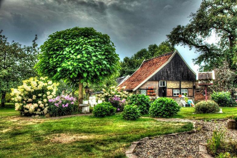 Oud Huisje - 300 jaar oud huis van mijn overgroot ouders