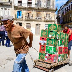 Straatfotografie -Havana Cuba