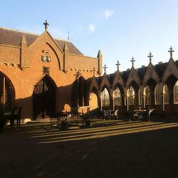 Binnen plaats kasteel Heeswijk 3
