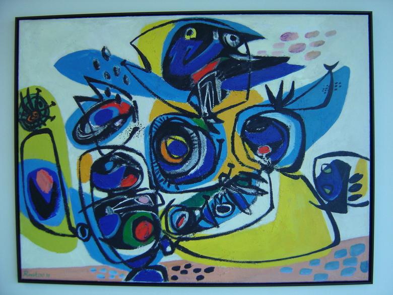 corneille - een mooie schilderij van corneille