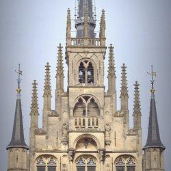 Sprookjes kasteel uit Gouda