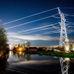 Nachtfoto Muiderberg