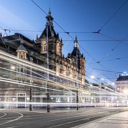 Trams in beeld