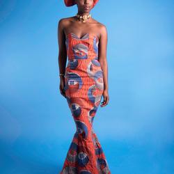 Miss Africa - Sandra