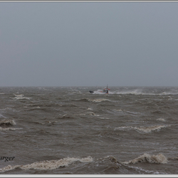 KNRM in de storm