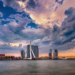 Rotterdamse wolken