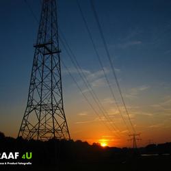 Fotograaf4U Elektriciteitsmast Zonsondergang_02