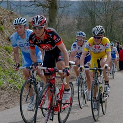 Valverde in de Amstel Gold Race 2008