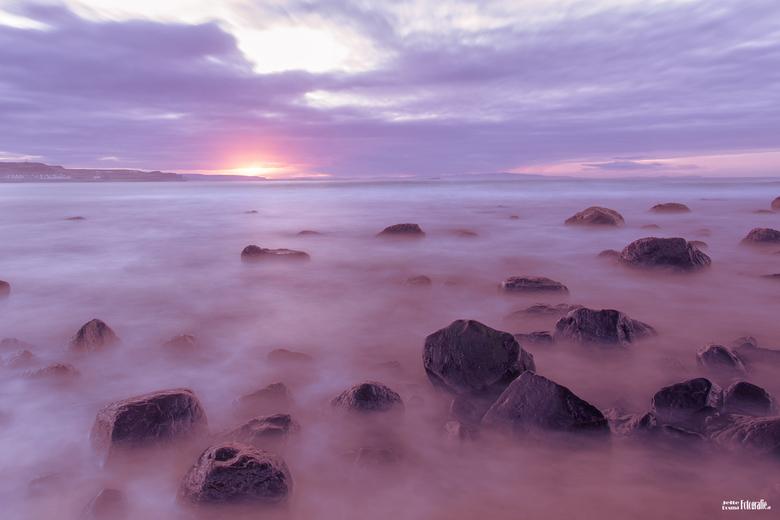 Zonsondergang Bushfoot Beach -