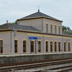 Station Zuidbroek.