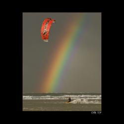 Aan het einde van de regenboog...