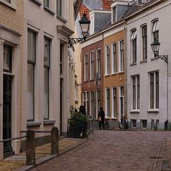 Oud straatje Leeuwarden