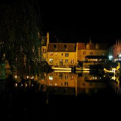 Brugge@night