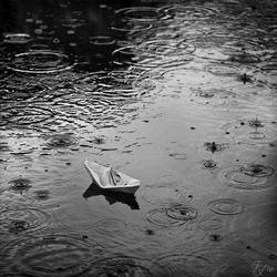 Sailing on.. letting go..
