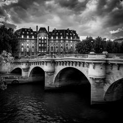 Parijs pont neuf