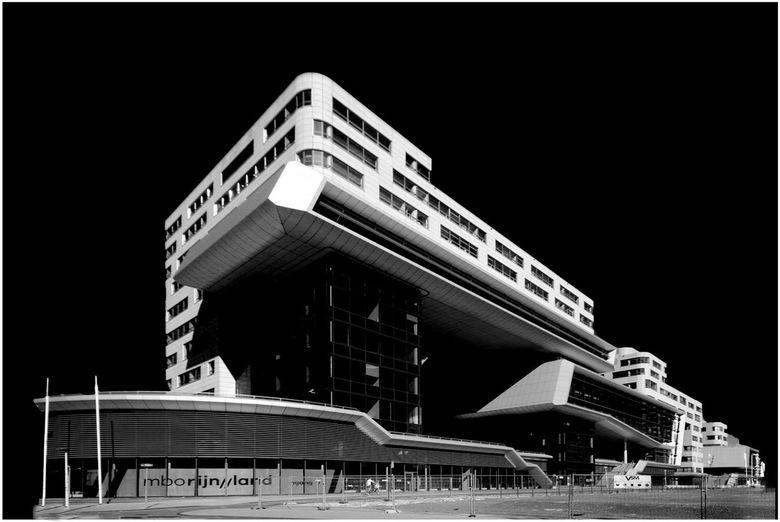 MBO Rijnland - Het mbo Rijnland in Leiden lijkt wel een cruiseschip