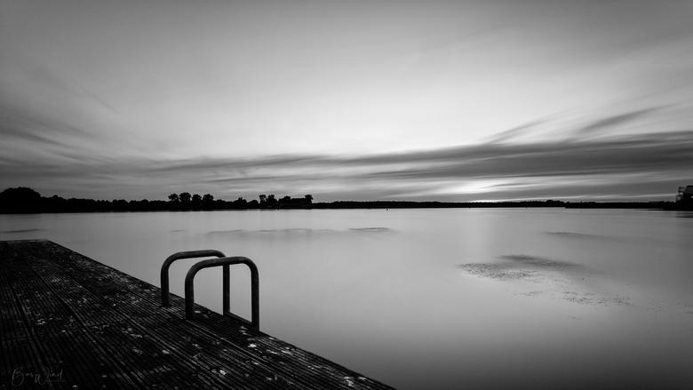 Oldambtmeer - lange sluitertijd