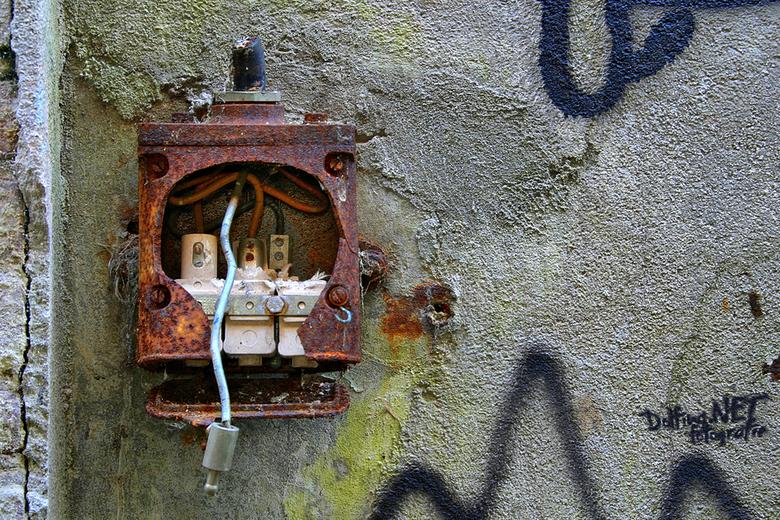 Unplugged - Nog een uit de serie Urban Avebe Ter-Apel.