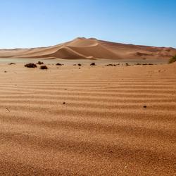 Sossusvlei, Namib Desert, Namibie