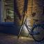 fiets tegen muur