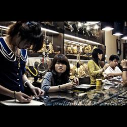 Shanghai Streets #14