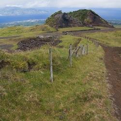 wandelen op de vulkaan