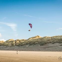Paragliding in Wijk aan Zee