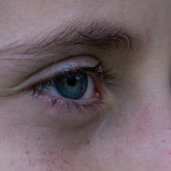 Bleu eye